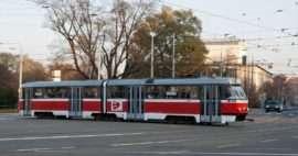 Tramvaj, Brno